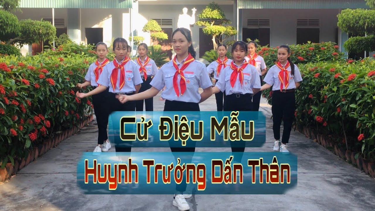 Cử Điệu Mẫu - Huynh Trưởng Dấn Thân | Duy Ninh Official '' Cử Điệu Công Giáo 2020