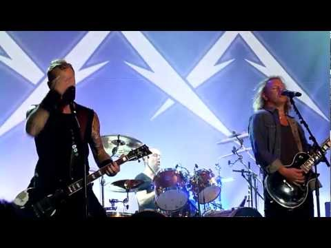 Metallica w/ Jerry Cantrell - For Whom the Bell Tolls (Live in San Francisco, December 9th, 2011)