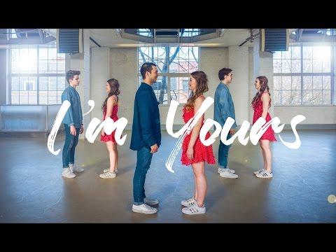 Jason Mraz- I'm Yours | Kaspars Meilands choreography