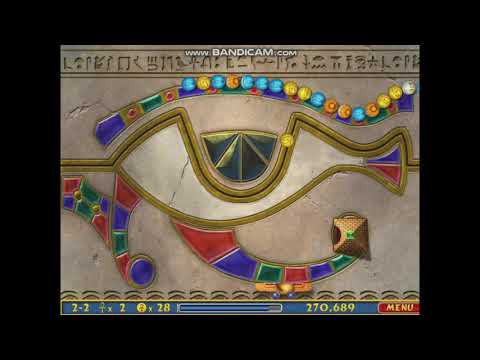 Luxor Amun Mahjong: Stage 2 Gameplay (My Custom Balls and New Amazing Mod For Everyone) |