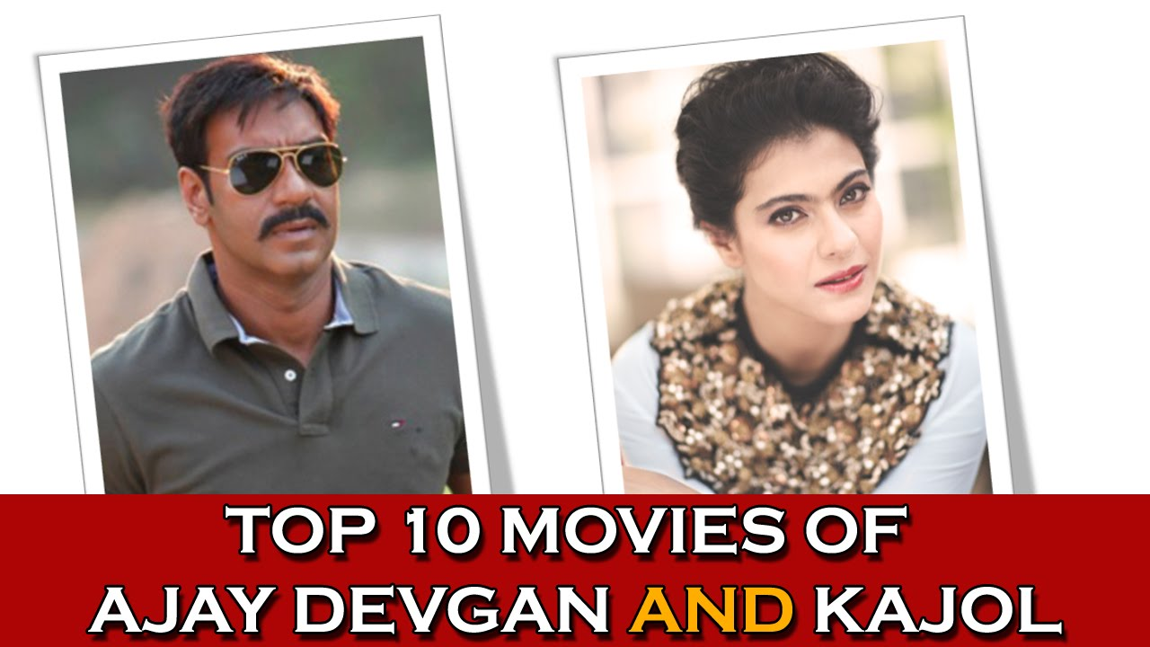 Ajay Devgan And Kajol Movies - Youtube-4537