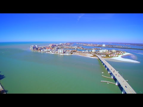 Clearwater Beach Florida/Yuneec Q500 Typhoon 4k drone