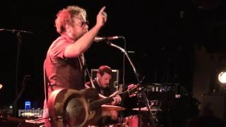 Reverend Deadeye  Can't Take it With you When you Die Paris La Maroquinerie  2016
