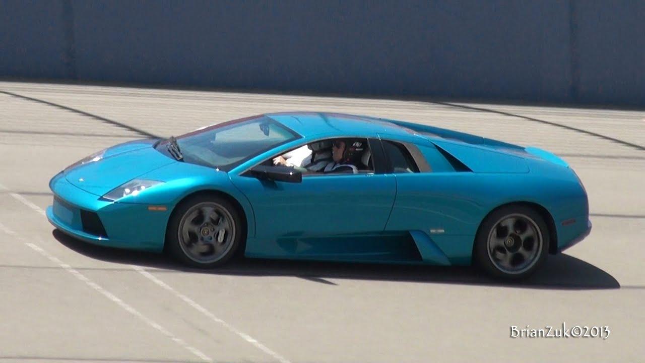 Lamborghini Murcielago 40th Anniversary Edition Youtube
