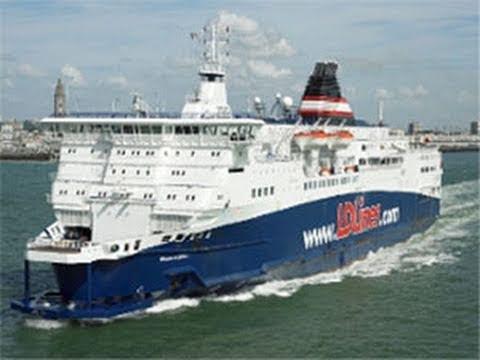Ramsgate Ostend Ferry