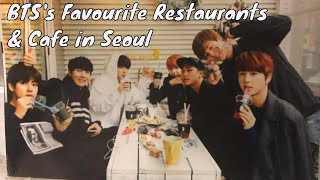 Where do 방탄소년단 eat? 3 Places of BTS' Favourite Restaurants in Seoul, Korea