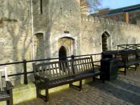 Keep at the Tower of London