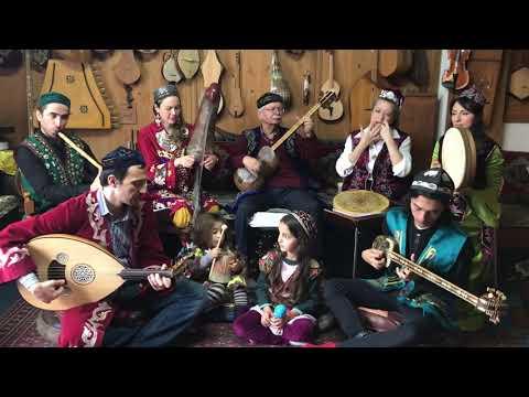 Oyneng Yar - Uighur Turks Folk Music (Original Song Covered By Faun)