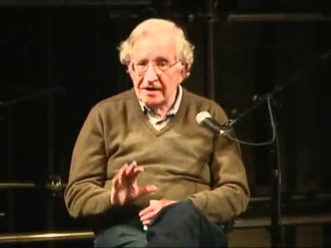 N Chomsky: Nobel PP Obama AIPAC Chessb .. Imperial.. Military Industrial Complex Policies