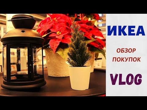 VLOG: ИКЕА / IKEA / ОБЗОР ПОКУПОК