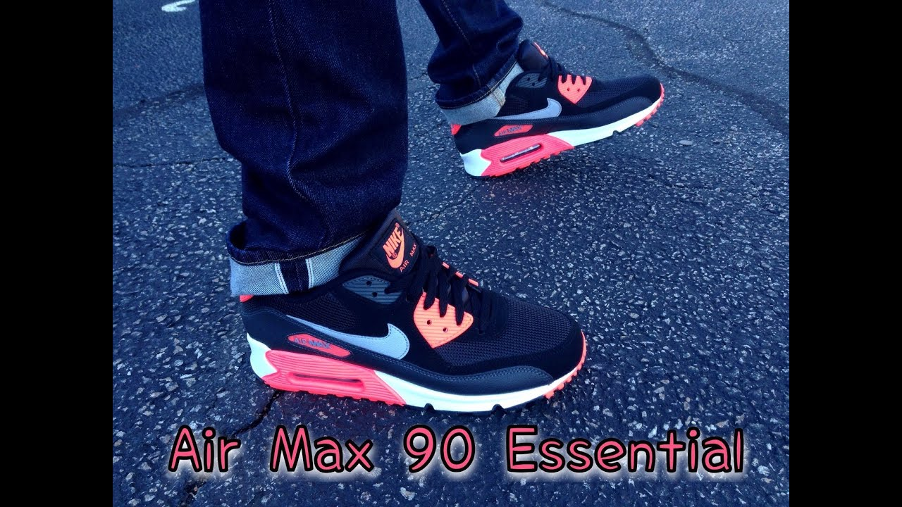 nike air max 90 essential review