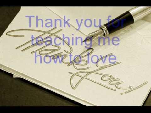 Thanks to you - minus one