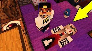 РЕБЕНОК ВАМПИР но Девушку ЗАМОЧИЛИ БЕДНАЯ ЭЛИЗАБЕТ в Майнкрафт Выживание Мультик для детей Minecraft