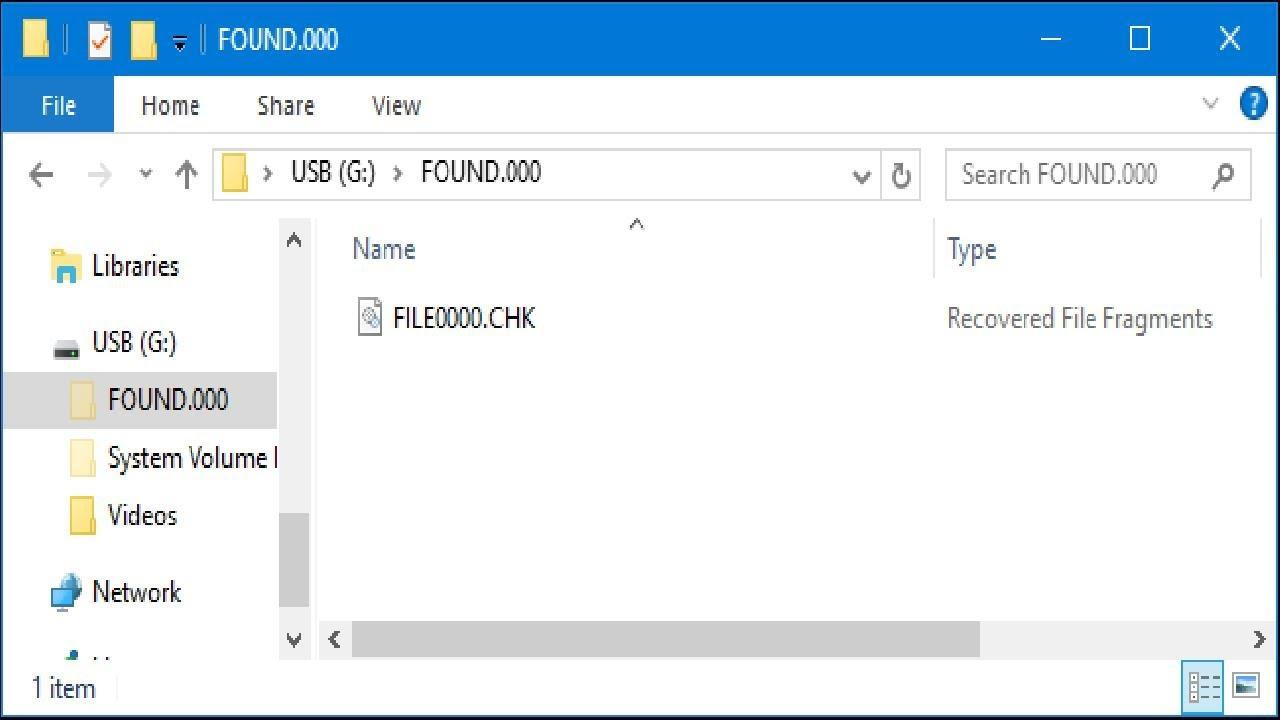 Файл chk чем открыть