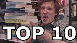 TOP 10 FAVORIETE BOEKEN!