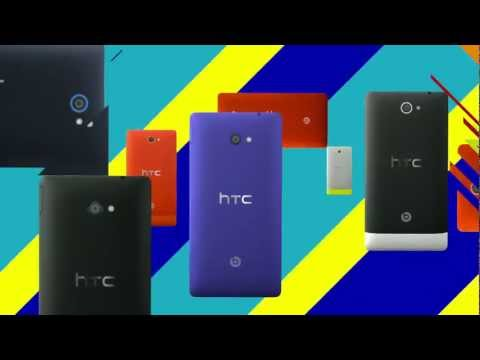 Introducing the Windows Phone 8X and 8S by HTC