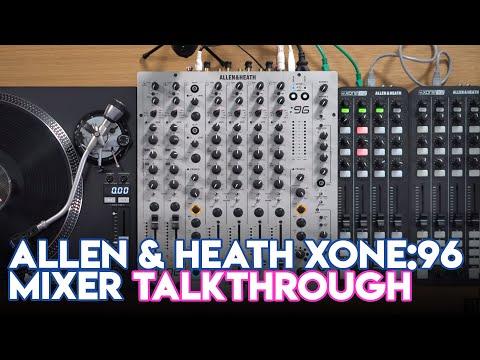 Allen and heath xone 96