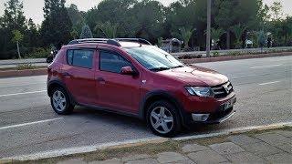 Dacia Sandero Stepway İnceleme Test
