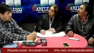 Debate con Edwin Herrera y Felipe Quispe