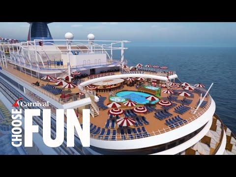 Carnival Horizon: Virtual Tour | Carnival Cruise Line