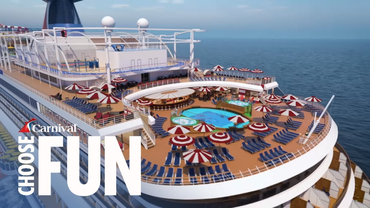 Carnival Horizon - Itinerary Schedule, Current Position