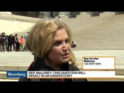 Census Citizenship Question Will Result in Undercount, Rep. Maloney Says