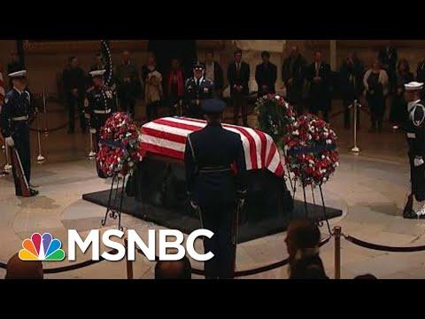 The 'Dignity And Honesty' Of Bush 41 | Morning Joe | MSNBC