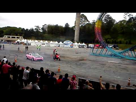 Kle621 e Drift no X-treme Motors 2013 Tiozão xj6 Travel Video