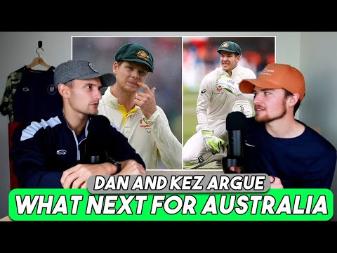 DEBATE: Tim Paine, Step Down for Steve Smith & Australia are in trouble | Golden Ducks Podcast #30