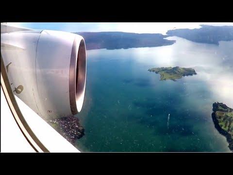 Dubai to Auckland non stop | Emirates A380