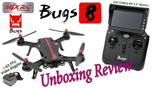 Bugs 8 Review 2017-MJX Bugs 8 Full Size Brushless Entry Level FPV Hd Video 2017