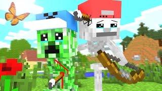 Skeleton Life 2   Craftronix Minecraft Animation