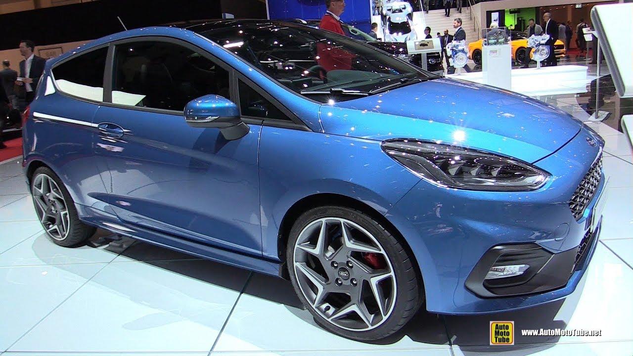 2018 Ford Fiesta St 3 Door Exterior And Interior Walkaround 2018 Geneva Motor Show Youtube