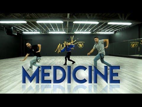 "Jennifer Lopez - ""Medicine"" Ft. French Montana (Dance Video) Choreography   MihranTV"