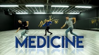 "Jennifer Lopez - ""Medicine"" ft. French Montana (Dance Video) Choreography 