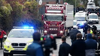 Essex lorry deaths: UK police identify 39 Vietnamese victims