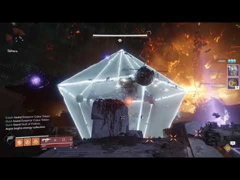 Destiny 2 - Prestige Argos Kill [