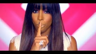 Kelly Rowland Kisses Down Low Makeup Tutorial