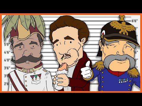 How Otto von Bismarck Started WW1 - Animated History