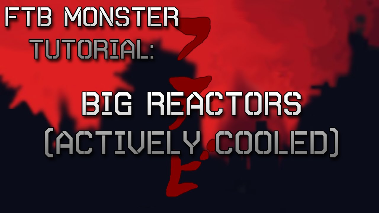 Modded minecraft tutorials big reactors tutorial actively modded minecraft tutorials big reactors tutorial actively cooled reactors baditri Choice Image