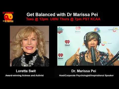 Hot Lips Houlihan from M.A.S.H. Loretta Swit wows Dr. Marissa