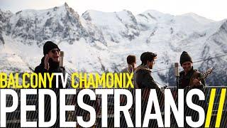 PEDESTRIANS - RAINBOWS (BalconyTV)