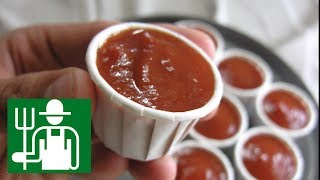 Ketchup | No Sugar Ketchup | Easy Keto Sauce | Low Carb