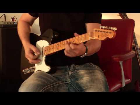 2015 Fender Custom Shop Telecaster LTD Ed. Postmodern Journeyman Tele, Part2