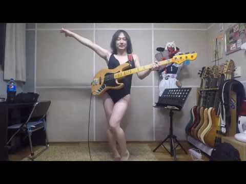 【BANg】ティアドロップスのベース弾いてりみ【Dream!】