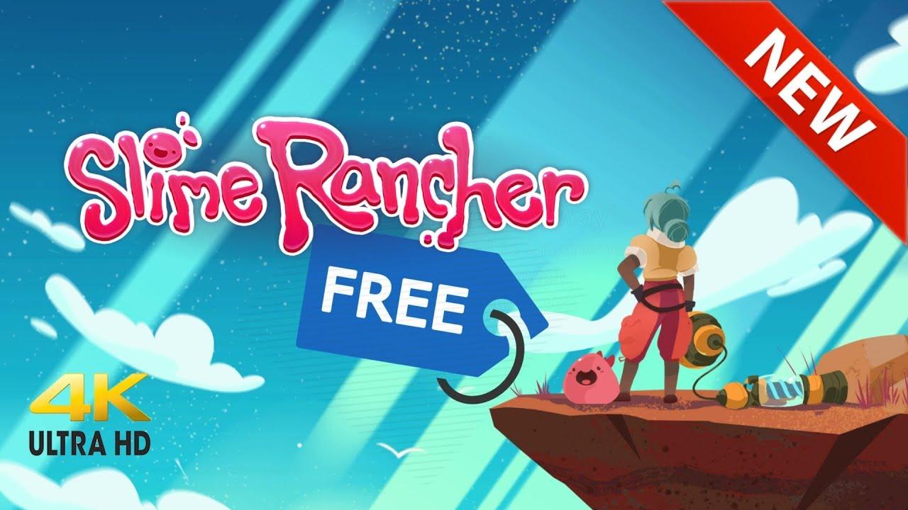play slime rancher free mac