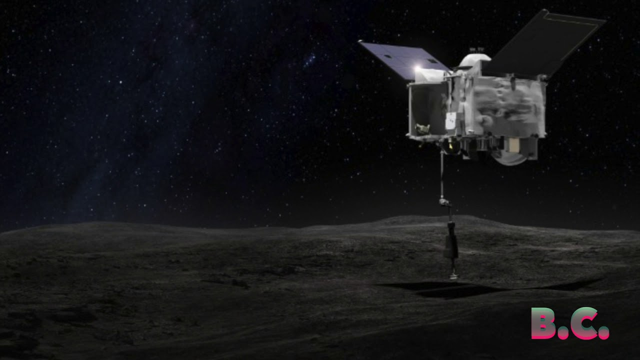 MIRROR: NASA mission will touch down on asteroid Bennu today