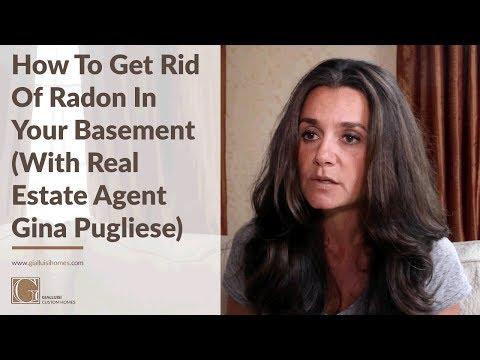 Realtor Gina Pugliese Explains The Importance Of Radon Testing