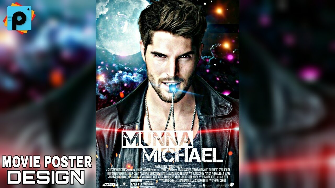 Poster design editor - Picsart Movie Poster Editing Easy Movie Poster Manipulation Mobile Editor Movie Poster In Picsart