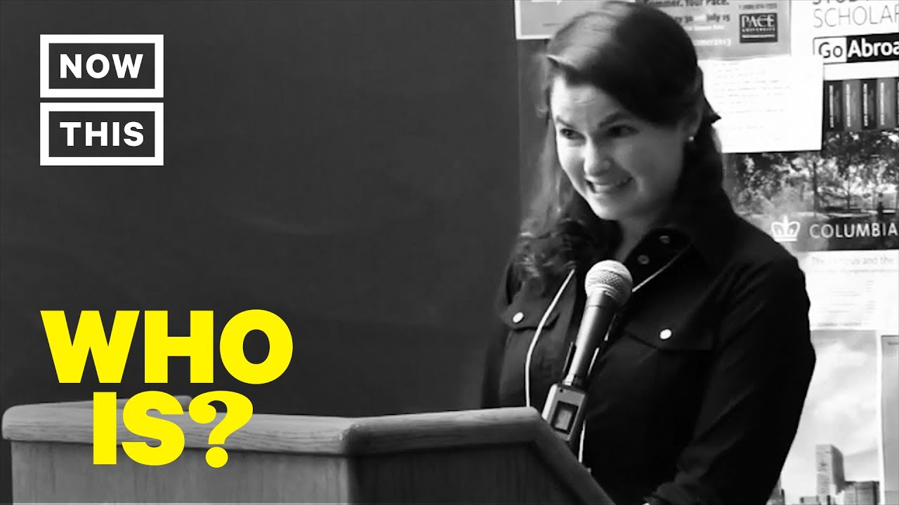 Who Is Julia Hahn? – Special Assistant to POTUS & Former Breitbart News  Editor | NowThis